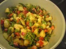 Spanischer Kartoffelsalat - Rezept