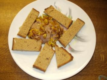 Humus aus Käferbohnen - Rezept