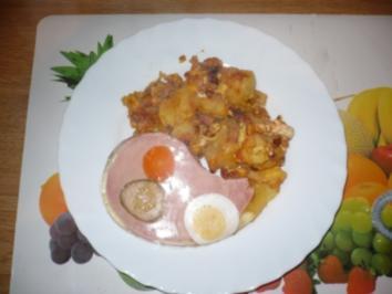 Schnelle Bratkartoffeln - Rezept