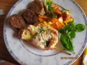Cordon Bleu vom Grill - Rezept