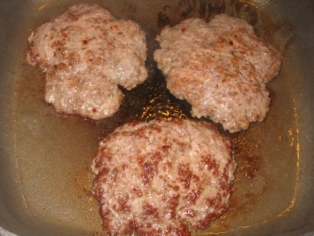 all american cheeseburger - Rezept - Bild Nr. 4