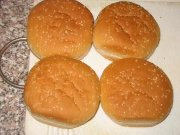 all american cheeseburger - Rezept - Bild Nr. 6