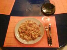 Gemüse: Geschmorter Spitzkohl mit Speck - Rezept