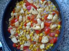 Habi´s mediterrane Hühnerbrustpfanne - Rezept