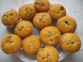 Rezept: Schoko-Muffins