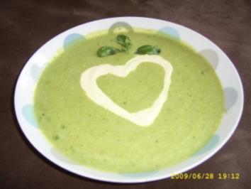 Erbsen - Curry - Suppe - Rezept