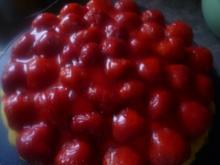 Erdbeer - Schoko - Torte - Rezept