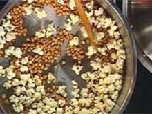 Chili-Curry-Popcorn - Rezept
