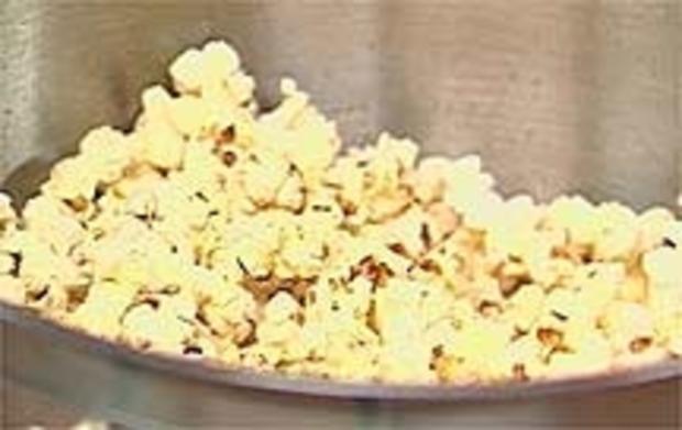 Zimt-Popcorn - Rezept