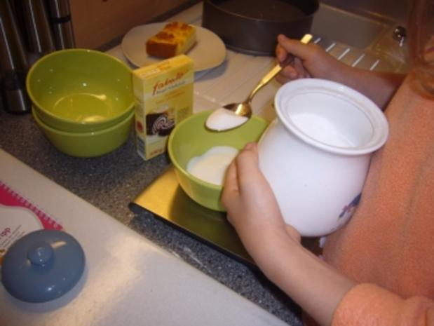 Kikis Kuhfell-Kuchen für Kathi - Rezept - Bild Nr. 2