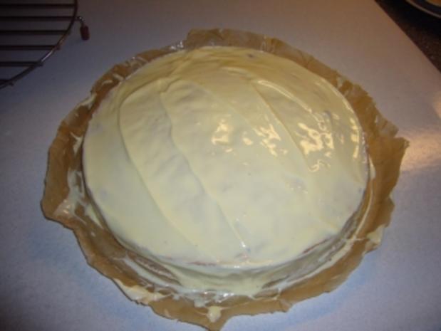 Kikis Kuhfell-Kuchen für Kathi - Rezept - Bild Nr. 8