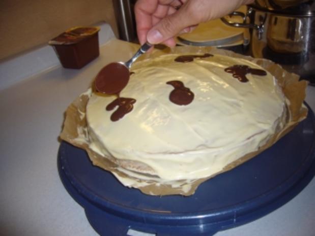 Kikis Kuhfell-Kuchen für Kathi - Rezept - Bild Nr. 9