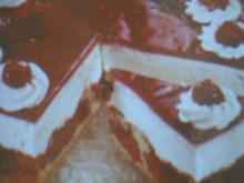 Schneewittchen - Torte - Rezept