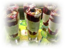 Dessert: Sommerbeeren Creme - Rezept