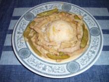 Die Schweinerei mit der Tom Ka Paste - Rezept