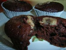 "Minicake ""Choco-Banana"" - Rezept"