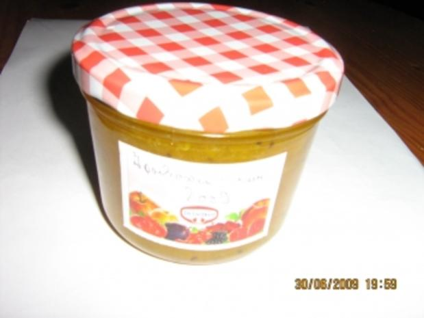 Aprikose-Mango-Konfitüre - Rezept