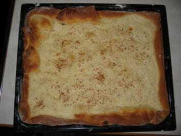 Zimt-Kuchen - Rezept