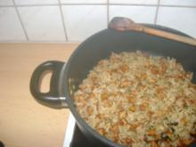 Eierschwammerlreis - Rezept