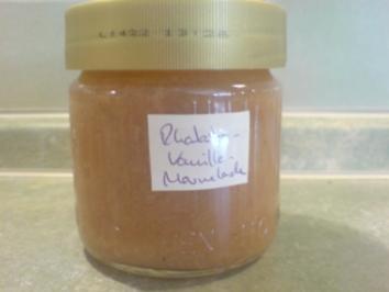"""Marmelade """"Rhabarber-Vanille"""" - Rezept"""