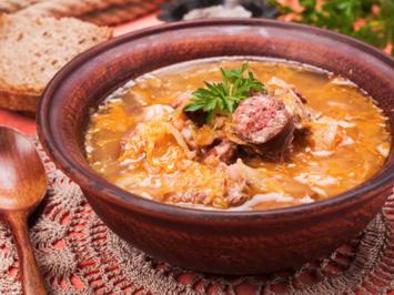 Ungarische Krautsuppe - Rezept - Bild Nr. 2