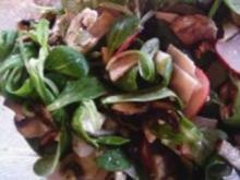 New York`s  Salad - Rezept