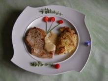 Thunfischsteak Mit Pfeffersoße - Rezept