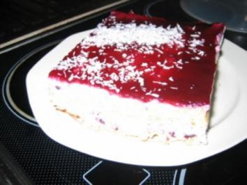 Heidelbeer-Quarksahne- Torte - Rezept - Bild Nr. 3