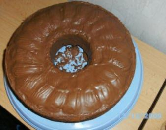 Marmorkuchen mal anders - Rezept