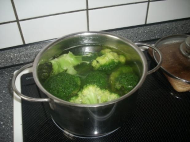 Scharfe Broccoli-Cremesuppe - Rezept - Bild Nr. 2