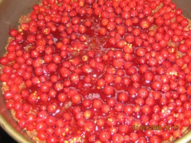 Johannisbeer-Kirsch-Torte - Rezept - Bild Nr. 8