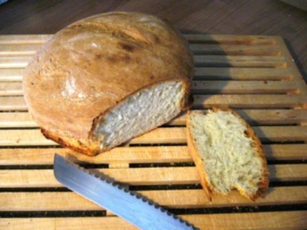 Brot --- Ciabatta - Rezept