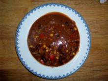Auf eigene Gefahr!!!!!   Mein Chili con Carne - Rezept