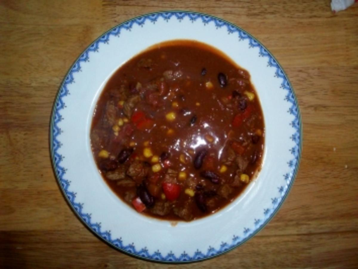 Auf eigene Gefahr!!!!! Mein Chili con Carne - Rezept Durch ks315