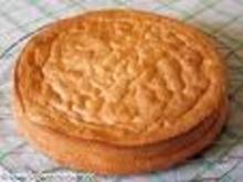 Biskuit ohne Ei - Rezept - Bild Nr. 2
