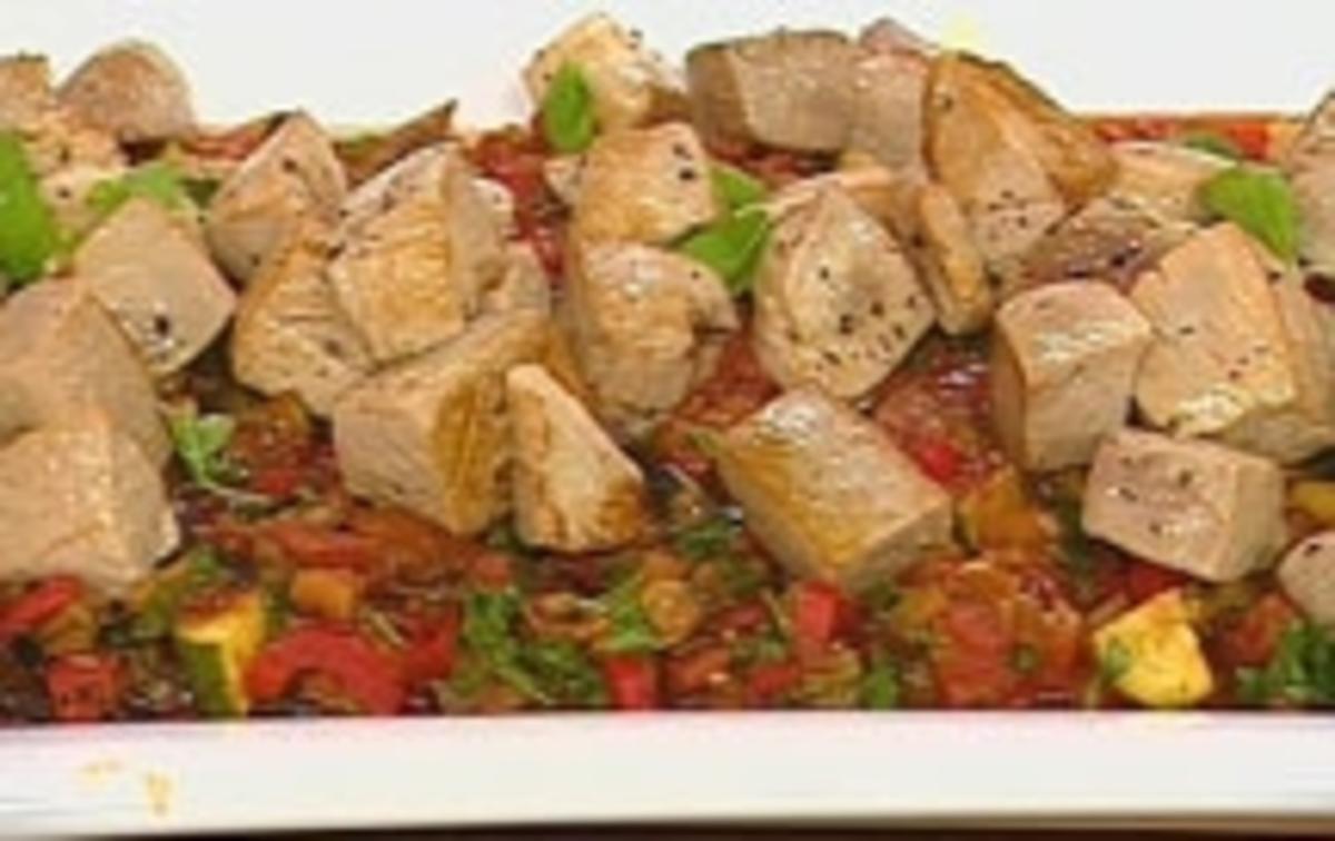 Tunfisch provençale - Rezept Gesendet von Schmeckt nicht gibt's nicht