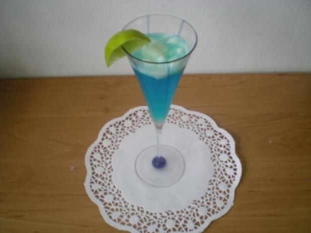 Drinks & Cocktails : Azzurro - Rezept