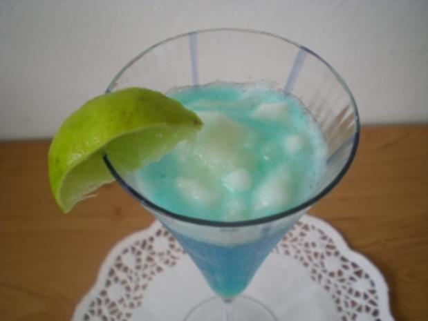 Drinks & Cocktails : Azzurro - Rezept - Bild Nr. 2