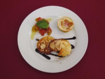 Rezept: Frittierter Ricotta auf Limoni a Amalfi