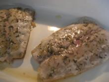 Mahi-Mahi Filet - Rezept
