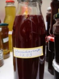 Getränk: Johannisbeersaft - Rezept