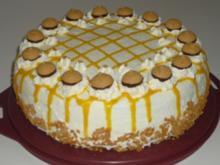 Nektarinen - Amaretto - Torte - Rezept