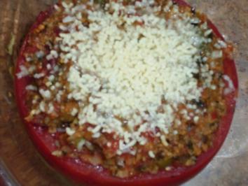 gefüllte Tomaten Dida's Art - Rezept