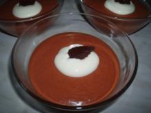 Schoko-Rum-Dessert - Rezept