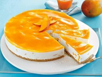Malibu Mango Torte