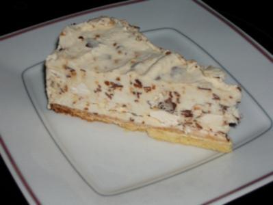 Eissplitter-Torte - Rezept