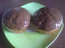 """Muffins """"Nuss-Schokostückchen"""" - Rezept"""