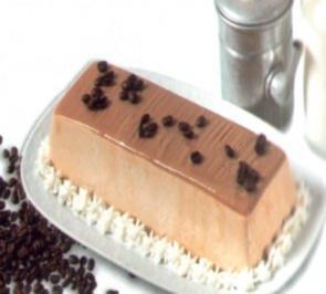 dessert semifreddo al caffè - Rezept