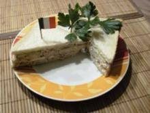 Thunfisch-Tramezzini mit Gurke & Ei - Rezept