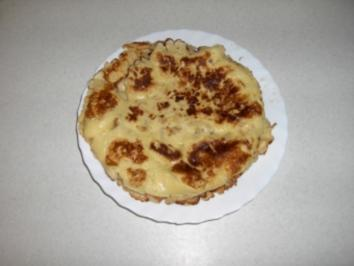 Rezept: Zwiebelpfannkuchen
